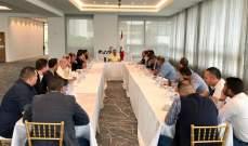 الديمقراطي اللبناني: نقف إلى جانب الناس وثورتهم العفويّة والمحقّة