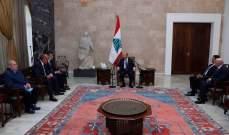 """كتلة """"التكتل الوطني"""" تسمي مصطفى أديب لتشكيل الحكومة الجديدة"""