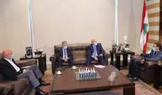 رؤساء الحكومات السابقون اجتمعوا في بيت الوسط لبحث تداعيات انفجار مرفأ بيروت
