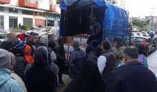 """""""حركة حماس"""": مستمرون بحملة إغاثة فلسطينيي لبنان داخل المخيمات وخارجها"""