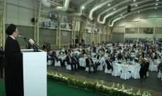 فضل الله: نريد حكومة تنقذ البلد من أزماته وتعمل على حمايته من تطورات المنطقة