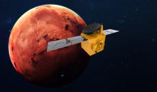 وصول مسبار الأمل الإماراتي إلى مدار المريخ