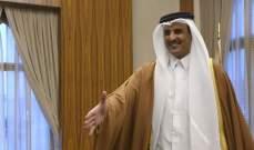 أمير قطر إستقبل مستشار الرئيس الأميركي وبحث معه تطورات المنطقة
