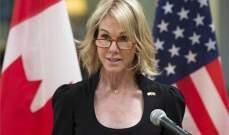 سفيرة أميركا في الأمم المتحدة: عرقلة روسيا لمشروع قرار وقف اطلاق النار بإدلب يؤدي إلى عنف