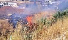 الدفاع المدني: إخماد حريق داخل سيارة بغزير و3 حرائق أعشاب يابسة بزحلة ومكسة