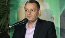 الفوعاني: حركة امل تبنت معركة الإصلاح في لبنان