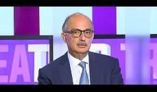 نزيه نجم: لايقاف الهدر والفساد في البلاد والمحاسبة يجب ان تشمل الجميع