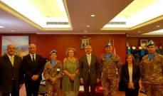 لقاء تنسيقي بين الجامعة اللبنانية وجامعة مسسينا الإيطالية لتوقيع اتفاقية تعاون