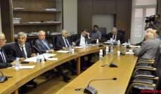 لجنة الدفاع تابعت درس مشروع قانون ترقية رتباء بقوى الامن