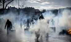 """""""السترات الصفراء"""" تمهد لـ""""شهر كبير"""" من الاحتجاجات"""