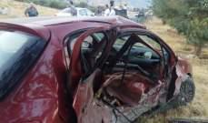 وفاة أحد الجرحى في حادث السير الذي وقع على طريق عام عميق قب الياس