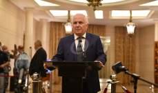 ضاهر: سيأتي مليون جرعة من لقاحات أسترازانيكا ستوزع بين وزارة الصحة والشركات المسجلة