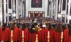 """جمعية من حقي الحياة أقامت ريسيتال """"ليلة عيد"""" في كنيسة سيدة الدوير – الفيدار"""