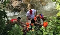 الدفاع المدني: إنتشال جثة مواطن من ضفاف نهر داريا- كسروان