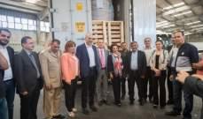 تصدير البطاطا اللبنانية للمرة الأولى إلى أسواق الاتحاد الأوروبي