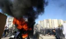 محتجون يقطعون جسورا رئيسة في العراق تنفيذا لتصعيد الحراك ضد أحزاب السلطة