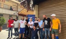 النشرة: إقفال المحال التجارية في صيدا إحتجاجا على تردي الأوضاع الإقتصادية