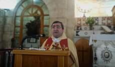خيرالله احتفل بقداس الفصح: ندعوكم لحوار القياميين والسياديين الصادقين