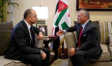 بوصعب من الاردن: للضغط بواسطة المجتمع الدولي على اسرائيل لوقف احتلالها للاراضي العربية