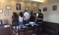 مديرية أمن الدولة في البقاع أوقفت شبكة دعارة في زحلة