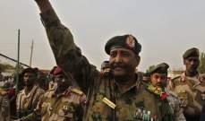 البرهان: هناك من يحاول الوقيعة بين الجيش وقوى الثورة