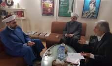 زاهر الخطيب التقى القطان وعبد الرزاق: الحريري يعرقل تشكيل الحكومة