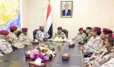 وزير الدفاع اليمني أوعز برفع جاهزية الجيش لشن معركة الحسم ضد أنصار الله