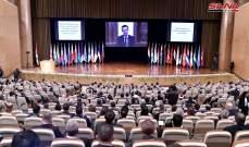 مؤتمر النازحين في دمشق خطوة سياسية متقدمة في زمن دولي صعب