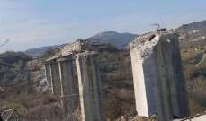 النقل السورية: مجموعات إرهابية سرقت سكة قطار في إدلب