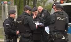 إعلام الماني: إصابات خطيرة بحادث طعن بمحطة قطارات فرانكفورت واعتقال المنفذ