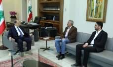 NBN: الرئيس عون يلتقي عند الـ3:30 أرسلان والغريب بإطار المساعي لحل الأزمة السياسية