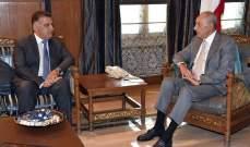 OTV: ابراهيم التقى الحريري مرتين وغادر بعدها إلى عين التينة حيث التقى بري