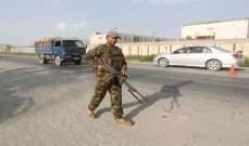 مصير مئة عسكري أفغاني ما زال مجهولا إثر هجوم لطالبان