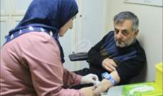 يوم صحي مجاني في مستشفى راغب حرب بالنبطية بمناسبة الثورة الاسلامية
