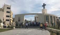 المطران ابو جودة: القديس دومينيك إعتبر أن العلاج الحقيقي للعنف هو الصلاة