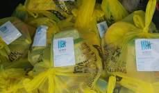 جمعيّة عدل ورحمة بدأت توزيع حصص غذائية ومواد تعقيم للسجناء وأهاليهم