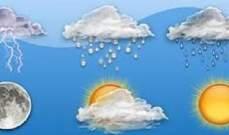 دائرة الارصاد: لا صحة للانباء عن تعرض لبنان لموجة حر غير اعتيادية