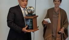 السعودي هنأ ابراهيم: إستحق جائزة جايمس فولي الدولية عن جدارة