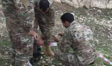 النشرة: العثور على قنبلة من مخلفات الجيش الاسرائيلي بخندق في قلعة شقيف
