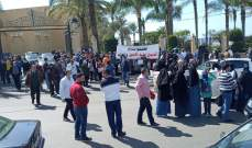 النشرة: اعتصام في صيدا لاهالي الموقوفين في ملف احداث عبرا