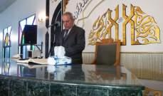 حميد ممثلا بري:  واثقون بأننا سنربح معركة النفط في مياهنا الاقليمية