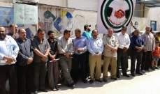 تأجيل اللقاء الذي كان مقررا اليوم بين الاونروا والقوى الفلسطينية