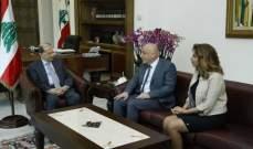 ذبيان:ندعو اللبنانيين إلى التعبير عن رأيهم بكل حرية في صناديق الاقتراع