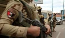 إصابة 5 من الجيش المصري بتفجير استهدف جرافتهم بالشيخ زويد شمالي سيناء