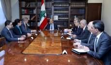 الرئيس عون: الحكومة الجديدة ستكون سياسية وتضم اختصاصيين وممثلين عن الحراك