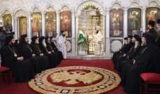 الأرشمندريت يعقوب الخوري متروبوليتا على أبرشية بيونس آيرس وسائر الأرجنتين