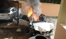 الاستخبارات الإسرائيلية نفّذت تفجير صيدا