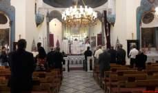 النشرة: الأرمن الأرثوذكس في سوريا أقاموا قداسا إحياء لذكرى الإبادة الأرمنية