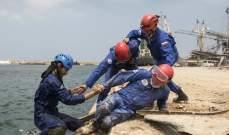 وزارة الطوارئ الروسية: العثور على 8 ضحايا بانفجار بيروت وانتشال جثثهم