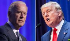 رويترز: بايدن عزز تقدمه على ترامب في ويسكونسن وميشيغان وبنسلفانيا